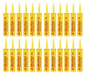 Sikaflex 1a Polyurethane Sealant 10 1 Fl Oz 24 Pc Black Free Shipping