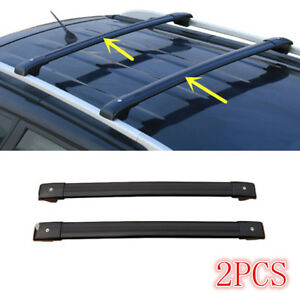 1set Aluminum Alloy Roof Rack Main Body Cross Rack For Ford Explorer 2013 2016 V
