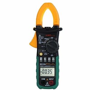 Multi Testers Ms2108a Auto Range Digital Clamp Meter 400 Ac Dc Current Hz