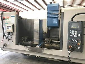 Mazak Vtc200c 2 4th Axis Smw With Table Divider 10k Rpm Cnc Mill Id 1792