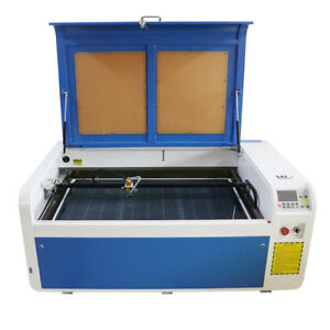 Color Separation Of Dsp System 100w Laser Cutter Engraving Machine