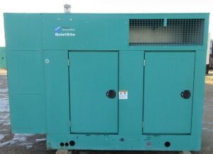 35kw Onan Ford Quietsite Natural Gas Or Propane Generator Genset Load Bank