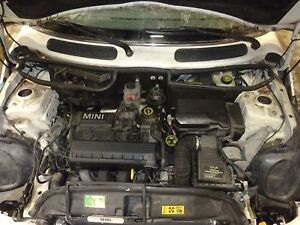 Engine 2006 Mini Cooper Base 1 6l Motor With 89 275 Miles