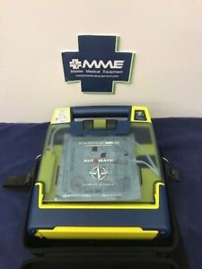 Cardiac Science Powerheart G3 Automatic Aed W Pads Battery Case