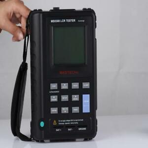Portable Lcd Digital Lcr Inductance Capacitance Resistance Meter Multimeters