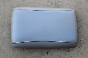03 06 Ford Expedition Center Console Lid Armrest Tan Leather