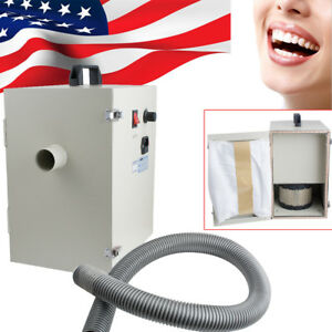 Usa 1200w Dental Lab Equipment Dust Collector Vacuum Cleaner Dust Collecting Ce