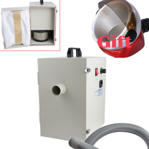 Dental Lab Equipment Dust Collector Vacuum Cleaner Dust Collecting Suction Base