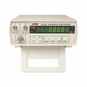 Multi Testers Vc3165 Radio High Frequency Counter Rf Meter 0 01hz 2 4ghz