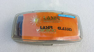 Yamamoto Laser Defense Goggles Glasses Exc Laser Diode 1 Yl 300