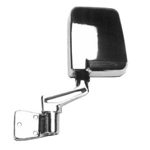Replacement Door Mirror For 1987 1995 Jeep Wrangler driver Side Ch1320189
