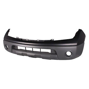 Replacement Bumper Cover For 05 08 Frontier Front Ni1000225
