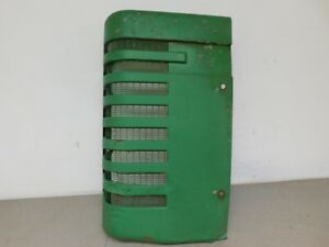 John Deere Styled A Tractor Left Hand Grille Assembly Aa2239r 11024