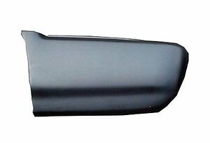 Replacement Bumper End For 1995 1997 Blazer rear Driver Side Gm1104140