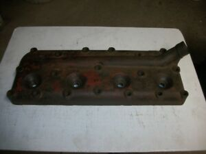 Ford 9n 6050 b Tractor Cylinder Head 4cyl Flathead 8n 2n Motor Engine Parts 39