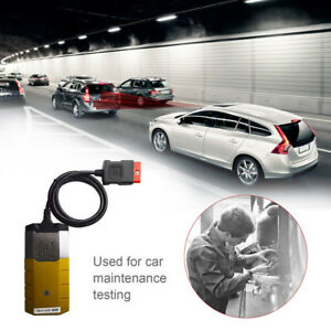 Pro Tcs Cdp Autocom Bluetooth Obdii Scanner Diagnostic Tool For Cars Vehicles