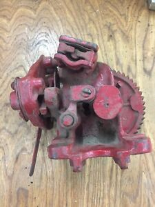 Rare Fairbanks Morse 3hp Cast Iron Governor For Hut And Miss Antique Gas Engine