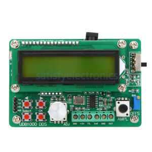5mhz Dds Function Signal Generator Module Sine triangle square Wave Ttl Output S