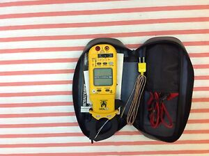 Uei Phoenix Ii Dl279 Clamp Multimeter Uei Ch1 Clamp On Meter W Case
