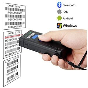 Bar Code Scanners Usb Bluetooth Barcode Scanner symcode 1d Mini Wireless Laser
