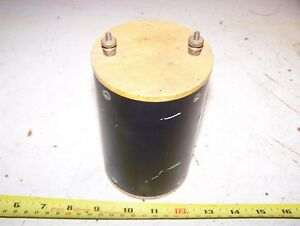 Old Low Tension Spark Coil Ignitor Hit Miss Gas Engine Steam Tractor Oiler Hot