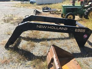 New Holland Lx985 Loader Boom Skid Steer Nice Lx985 Lift Arm