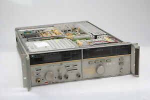 Hp 8672a Synthesized Signal Generator 2 To 18 Ghz