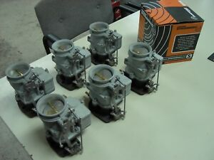 6 Brand New 1932 Ford Roadster Big Big97 Stromberg 97 Carb Carburetors Barn Find