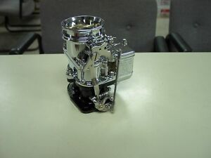 Brand New 1932 Ford Roadster Big Big97 Stromberg 97 Carb Carburetor Chrome