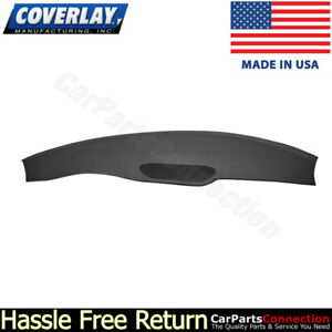 Coverlay Dash Board Cover Dark Gray 18 702 dgr For 1997 2002 Chevy Camaro
