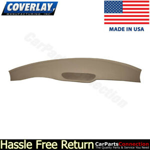 Coverlay Dash Board Cover Medium Brown 18 702 mbr For 1997 2002 Chevy Camaro