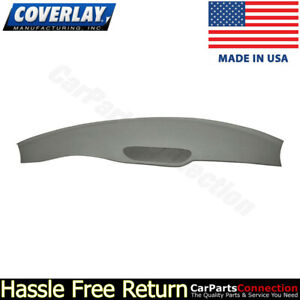 Coverlay Dash Board Cover Medium Gray 18 702 mgr For 1997 2002 Chevy Camaro