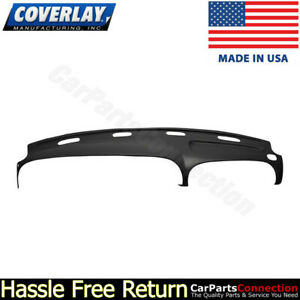 Coverlay Dash Board Cover Black 22 802ll blk For 1998 2001 Dodge Ram