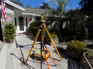 Topcon Gts903a Robotic Total Station Accessories