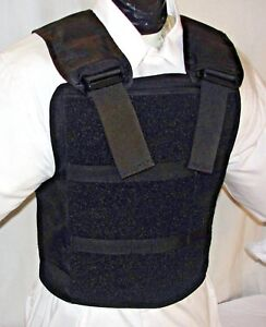 New Small  IIIA Tactical Plate Carrier Body Armor Bullet Proof Vest Kevlar