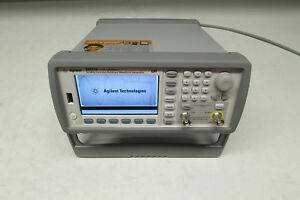 Agilent Hp 33521a Function Arbitrary Waveform Generator