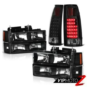 Chevy Silverado Tahoe Suburban C1500 C2500 K1500 K2500 Led Tail Light Headlights