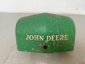 John Deere Styled A G Tractor Front Medallion A2144r 11088