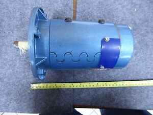 New Danfoss Electronics 03282 Permanent Magnet Dc Motor 1 8hp