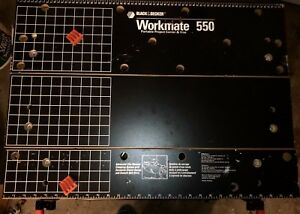 Black & Decker Wm 550 Workmate Portable Project Center & Vise