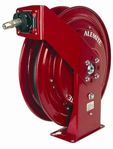 Alemite 8078 f 50 Heavy Duty Hose Reel Air water New In Box