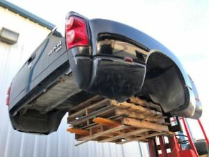 06 09 Dodge Ram 3500 Used Black Dually Pickup Bed Box W Tailgate