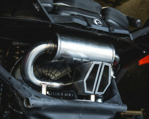 Agency Power Valvetronic Exhaust System Can Am Maverick X3