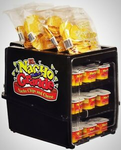 Gold Medal Portion Pack Cheese Warmer El Nacho Grande 5330 New