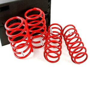 Tuning Down Lowering Spring 2wd Diesel For 2010 2013 Hyundai Tucson Ix35