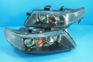 Jdm Honda Accord Acura Euro R Tsx Cl7 Cl9 Cm2 Oem Hid Headlight Lamps Lights Set