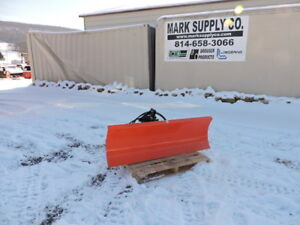 Kubota Bx2763a 60 Power Angle Snow Plow Dozer Blade Compact Tractor Bx Series