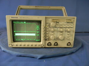 Tektronix Tds360 200 Mhz 2 Channel Digital Oscilloscope