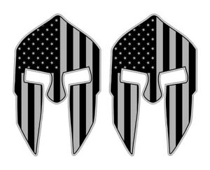 Hard Hat Stickers SPARTAN HELMETS Welding Motorcycle Black Ops Helmet Decals $3.00