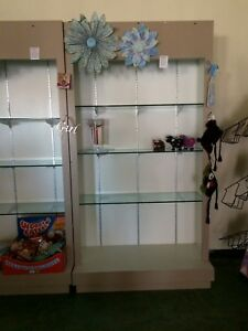 Retail Lighted Display Shelf